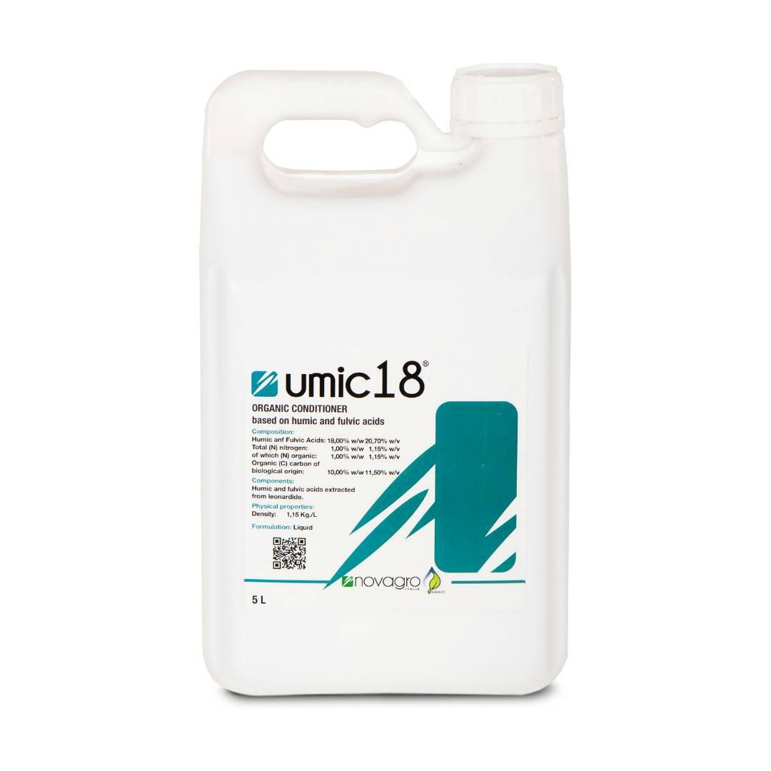 اسید هیومیک مایع