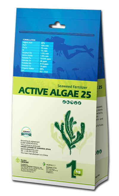 اکتیو آلگا active algae